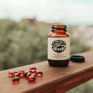 good vibe full spectrum cbd gel capsules