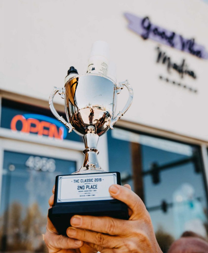 thc classic 2019 trophy